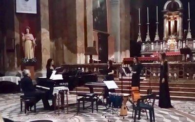 """ENSEMBLE FEMMINILE DEL CONSERVATORIO """"CANTELLI"""" - Novara"""